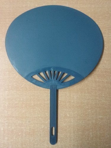 Fancy Plastic Hand Fans