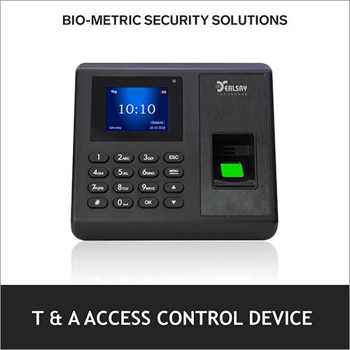 T & A Access Control Device