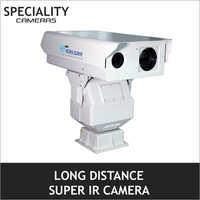 Long Distance Super IR Camera