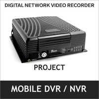 Mobile DVR - NVR Digital Network Video Recorder