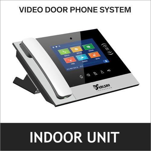 Indoor Unit Video Door Phone System