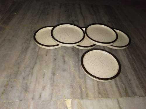 Ceramics tableware Plate