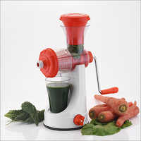 Manual Juicer With Steel Handle