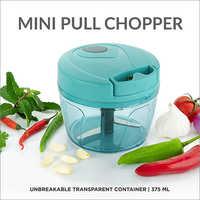 Mini Pull Hand Chopper