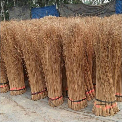 Handmade Coconut Stick Broom