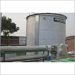 Custom Prefabricated Sheet Tanks
