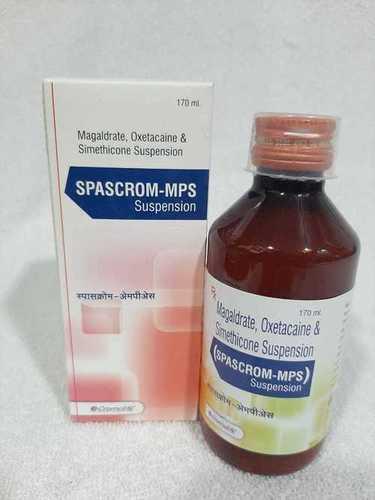 Oxetacaine 10 mg., Magaldrate 540 mg., Simethicone 50 mg