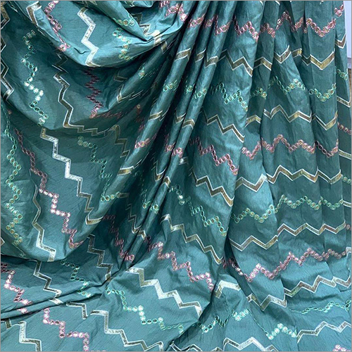 Fancy Lakhnavi Fabrics