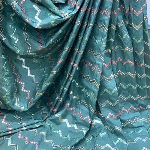 Fancy Lucknowi Fabrics