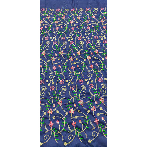 Jalpari Embroidery Fabric