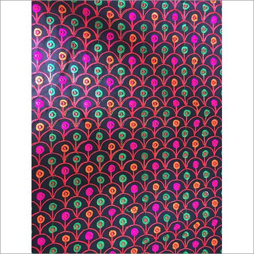 Kutch Embroidery Fabric