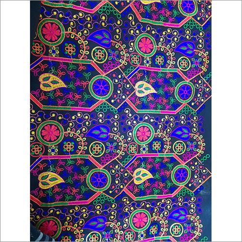 Kutch Work Fancy Fabric