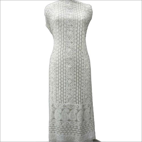 Lakhnavi Work Fancy Fabric
