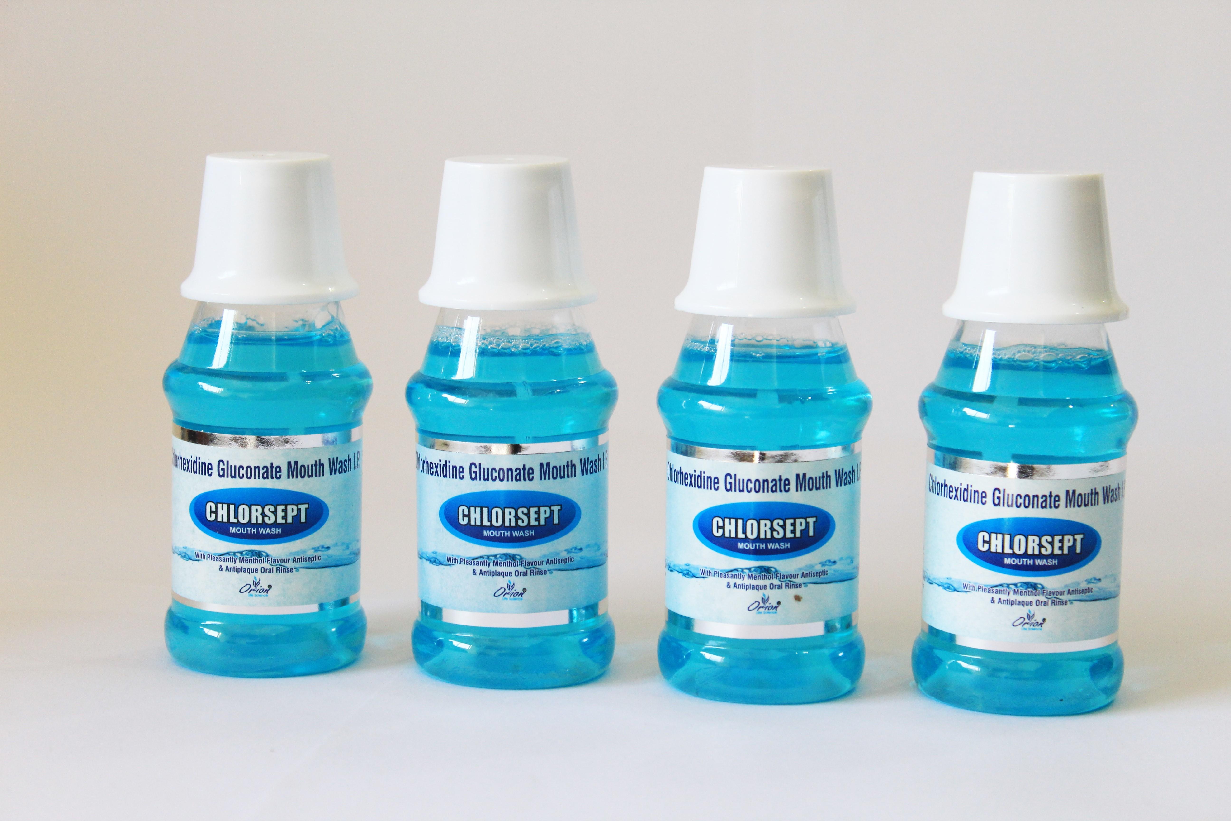 Chlorhexidine Gluconate Mouth Wash I.p.