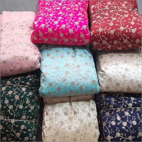 Mulabary Embroidered Fabric