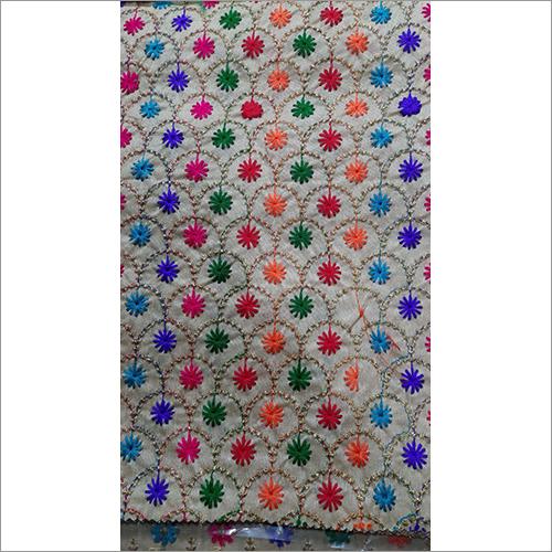 Multicolor Blouse Fabric