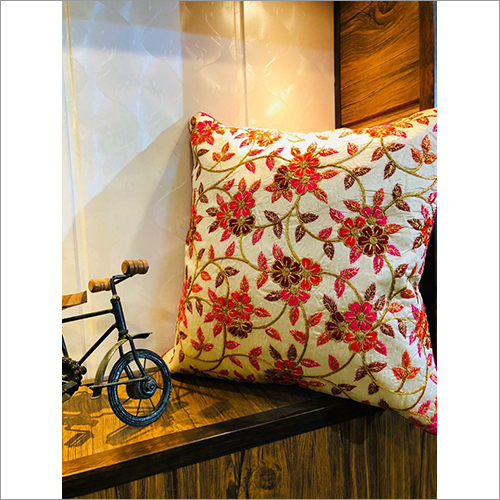 Cushion Cover Embroidery Fabric