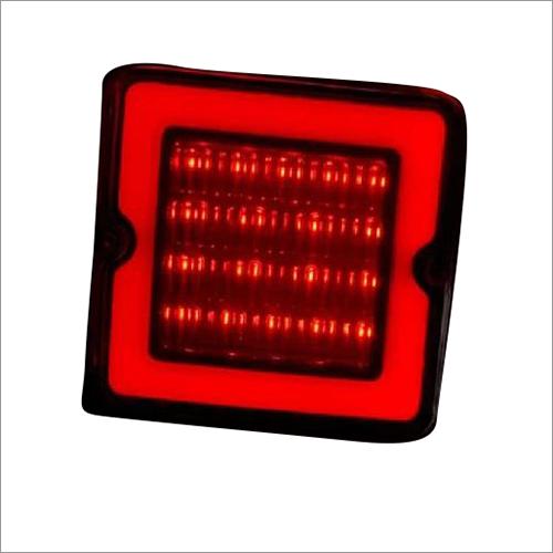 Square Tail Light