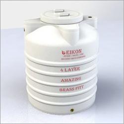 EIKON Brass Fitt 4Layer White Plastic Tanks