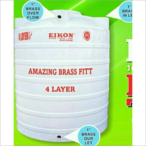 Sintex Plastic Tank Application: Industrial