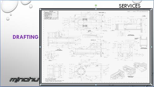 Mechanical Engineering Design & Drafting
