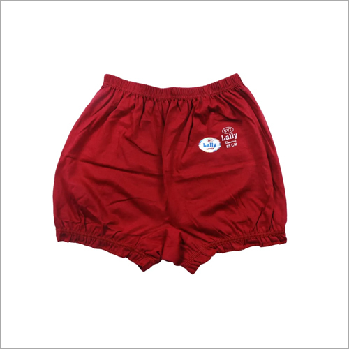Kids Plain Color Bloomers