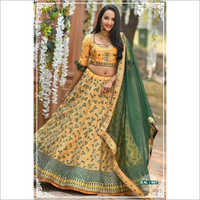Ladies Heavy Work Lehenga