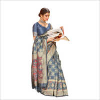 Ladies Traditional Banarasi Saree