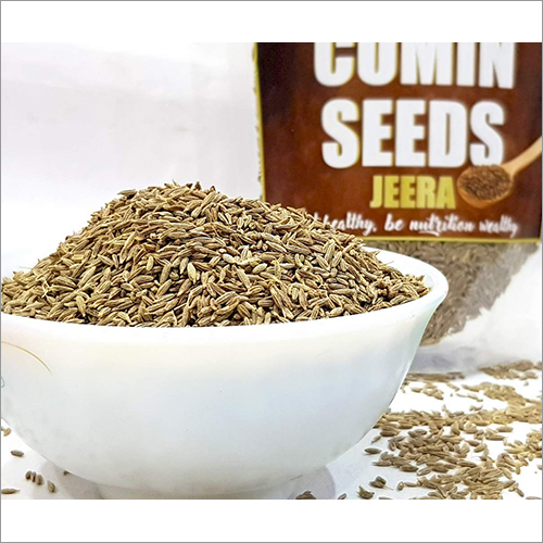 Double Sortex Cumin Seeds