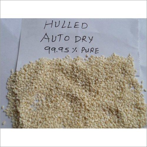 Natural Hulled Sesame Seeds