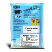 Cast-coated Glossy Photo Paper