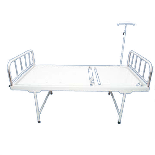 Deluxe Model Fixed Height Backrest Cot