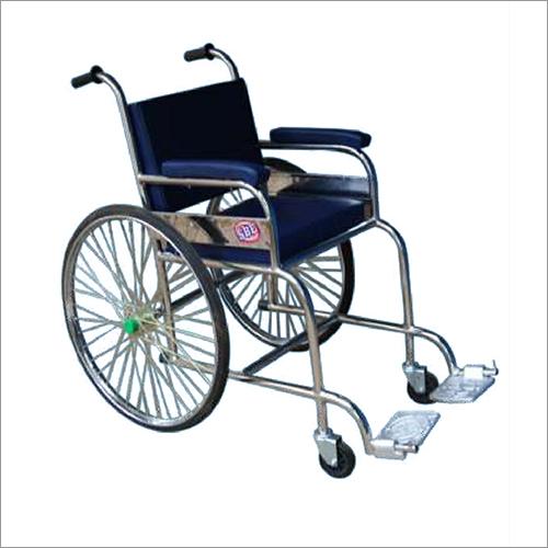 Non Folding Wheel Chair