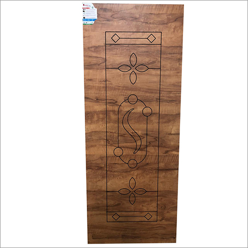 Hinged Laminated Wooden Door