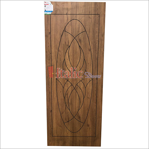 Laminated Hardwood Door