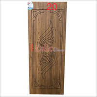 Hinged Solid Wooden Door