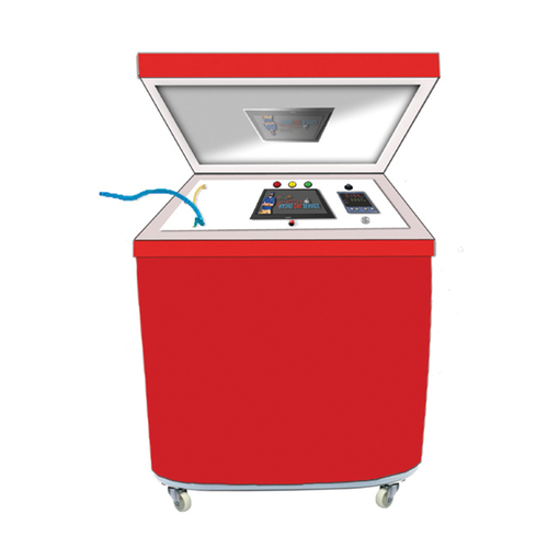 Auto Carbon Cleaning  Machines