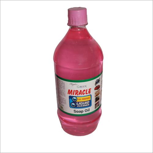 Soap Oil Liquid Cleaner