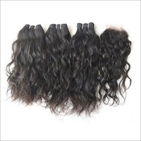 Untreated Wavy Human Hair