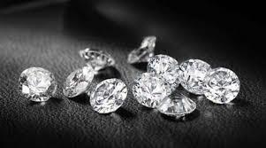 Square Cut Diamond Stone