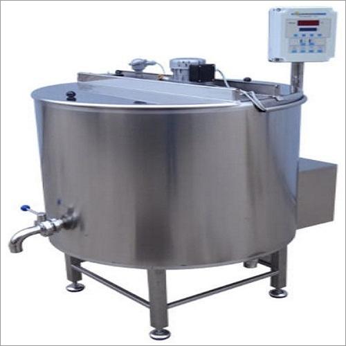 2500 Ltr Milk Pasteurizer Tank