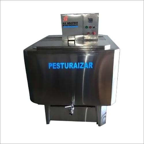 Stainless Steel Milk Pasteurizer Tank