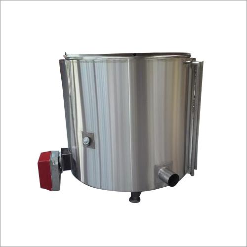 1500 Ltr Stainless Steel Milk Pasteurization Tank
