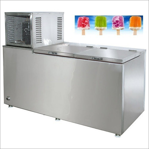 Stainless Steel Ice Candy Machine