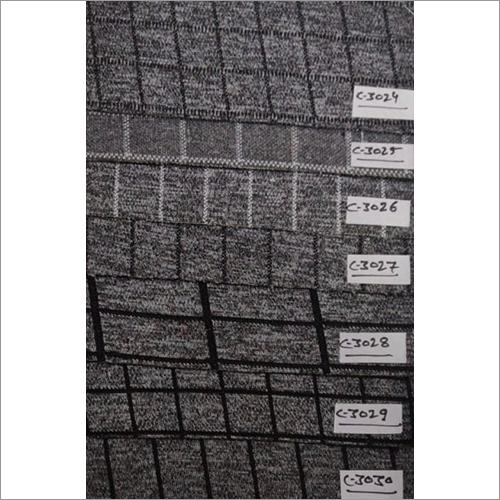 Check Stripe Fabric