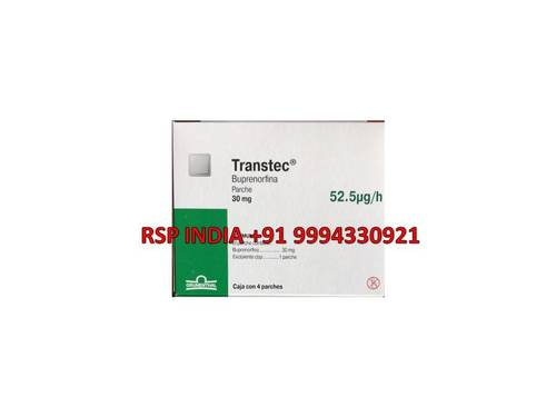 Transtec 30mg Parche
