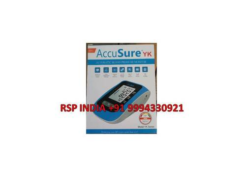 ACCUSURE YK ATOMATIC BLOOD PRESSURE MONITOR