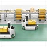 Automatic Guided Vehicle (AGV)