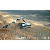 Land MIne-IED-Bomb Detection & Diffusion Robo Varaha