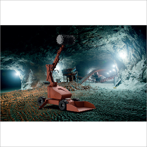 Remotely Operated Drilling For Mining Industries